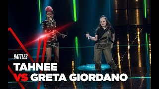 "Tahnee e Greta  ""Woman Like Me"" - Battles - TVOI 2019"