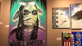 Best Of Show Preview SWAIA    Class III: Painting, Drawing, Graphics & Photography Clip 6