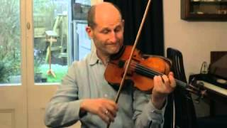 the Feldenkrais Guild UK. the Violinist.