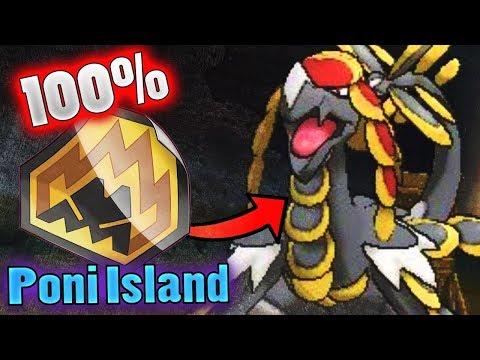 Every Totem Sticker on Poni Island (Collection Guide & Walkthrough) | Pokemon Ultra Sun Moon