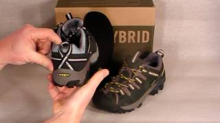 Keen-Targhee II-Blue-Grey-Charcoal-Olive-5216.MP4