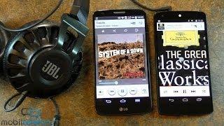 LG Nexus 5 vs LG G2: обзор-сравнение (review & comparison)