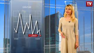 InstaForex tv news: Crude edging lower as traders stay cautious  (09.03.2018)