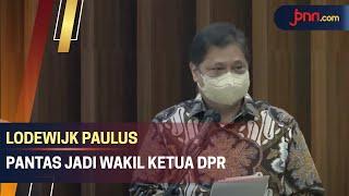 Lodewijk Paulus Paling Pantas Gantikan Azis Syamsuddin, Alasannya… - JPNN.com