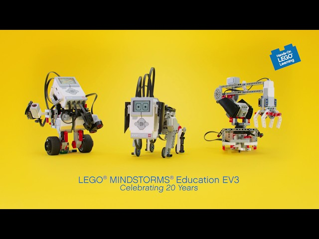 Harness the Power of LEGO® Education to Engage Students in