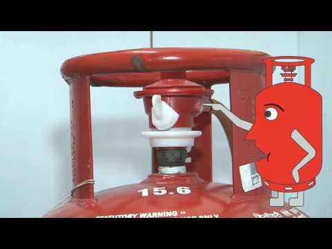 LPG Safety film Chhattisgarhi Language.INDANE.