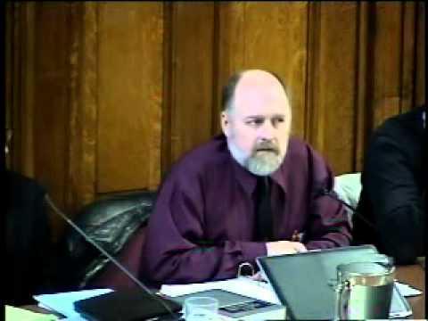 Public Comment, Water Resource Liability (Nils Peterson) - December 2, 2013