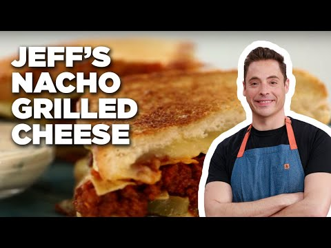 Jeff's Nacho Grilled Cheese How-To | Food Network