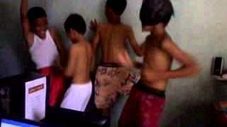 Butterfly Kids - Harlem Shake Part 2