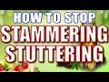 How to Stop Stammering/Stuttering II ?????? ?? ?????? ????