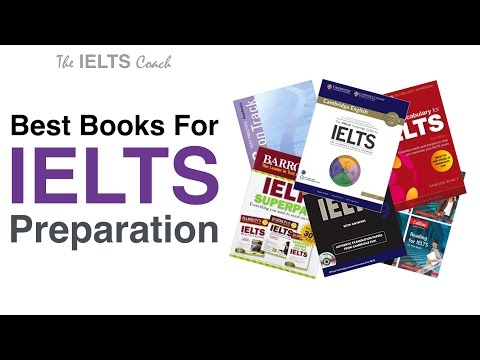 Best Books For IELTS Preparation