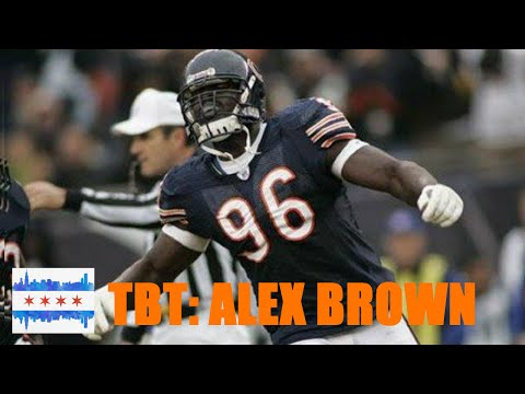 Throwback Thursday: Alex Brown
