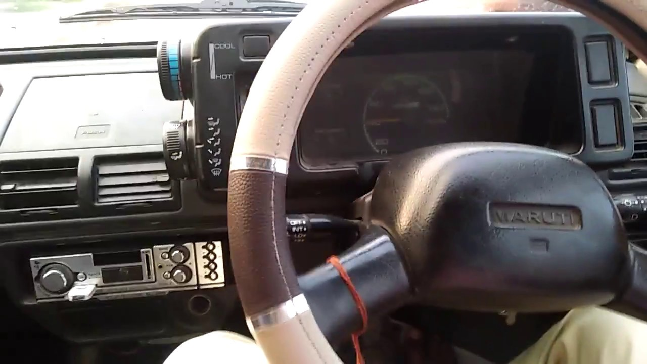 MARUTI 800 AC MODIFIED REVIEW SECOND HAND 20 YEARS OLD CAR PICK UP ...