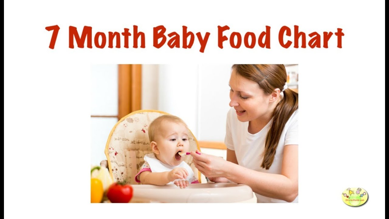 month baby food chart indian for old also youtube rh
