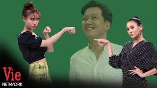Võ Hoàng Yến Chặt Nát Bét Ninh Dương Lan Ngọc Khiến Trường Giang Khoái Chí l VieTalents Official