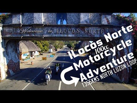 Ride to ILocos Norte (1,355kms North Luzon Loop)