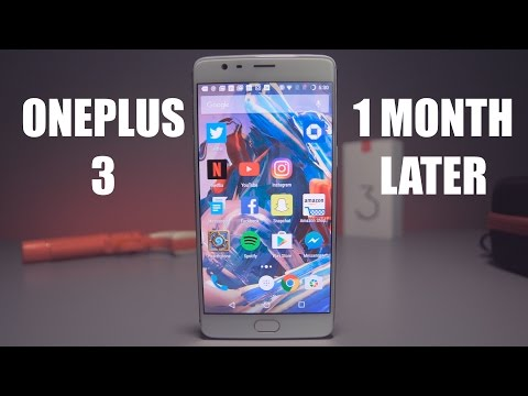 OnePlus 3 Review | 1 Month Later