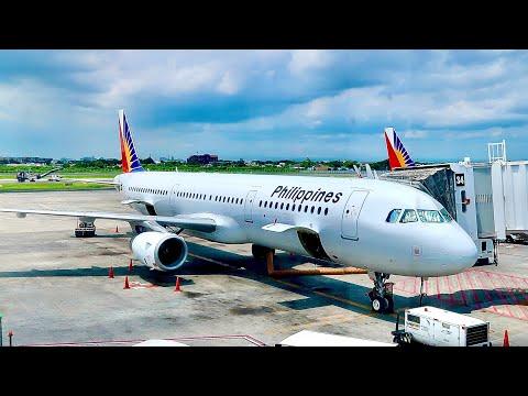 Flight Report | Philippine Airlines | A321-200 | Flight PR2141 | Manila to Iloilo | Economy Class