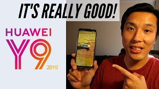 Huawei Y9 2019 Review After 4 Months - Worth It
