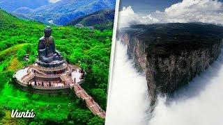 10 lugares que no creers que existen el 2 podra destruir la tierra