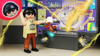 Karlchen der Superhacker! Playmobil Polizei Film - KARLCHEN KNACK #207
