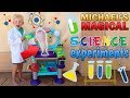 Michael's Magical Science Table