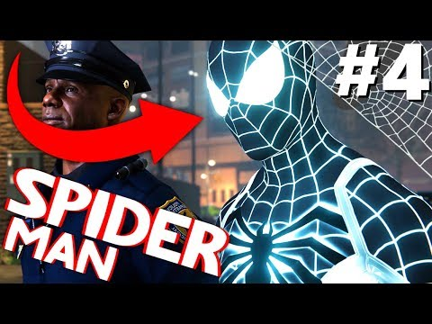 NY FED DRAGT! // Spider-Man [Dansk] - Episode 4