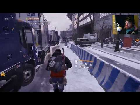 Saving the streets of New York. The Division
