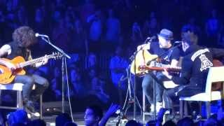 Where Is Your Boy Tonight (Acoustic) Live - Fall Out Boy @ Barclay s Center