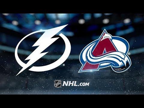 Tampa Bay Lightning vs Colorado Avalanche – Oct.24, 2018 | Game Highlights | NHL 18/19 | Обзор матча