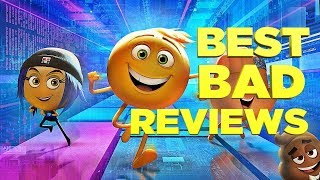 The Best Bad Reviews of The Emoji Movie