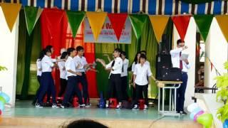 Nhạc kịch Thứ ba học trò trường THPT Cần Đước 2016