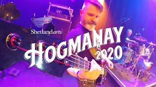 Hogmanay 2020 from Shetland