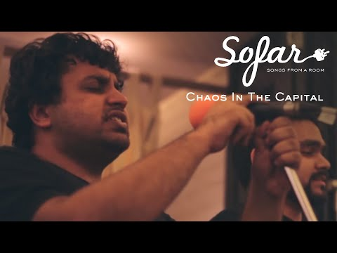 Chaos In The Capital - Trippy Mixtapes | Sofar Delhi NCR