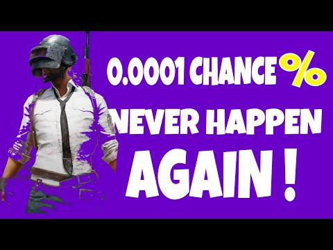 THESE PUBG MOMENTS WILL NEVER HAPPEN AGAIN (0.0001% Chance Moments in Pubg)
