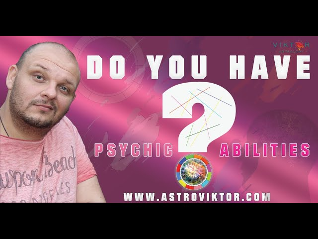 Can you BECOME AN ASTROLOGER / PSYCHIC?