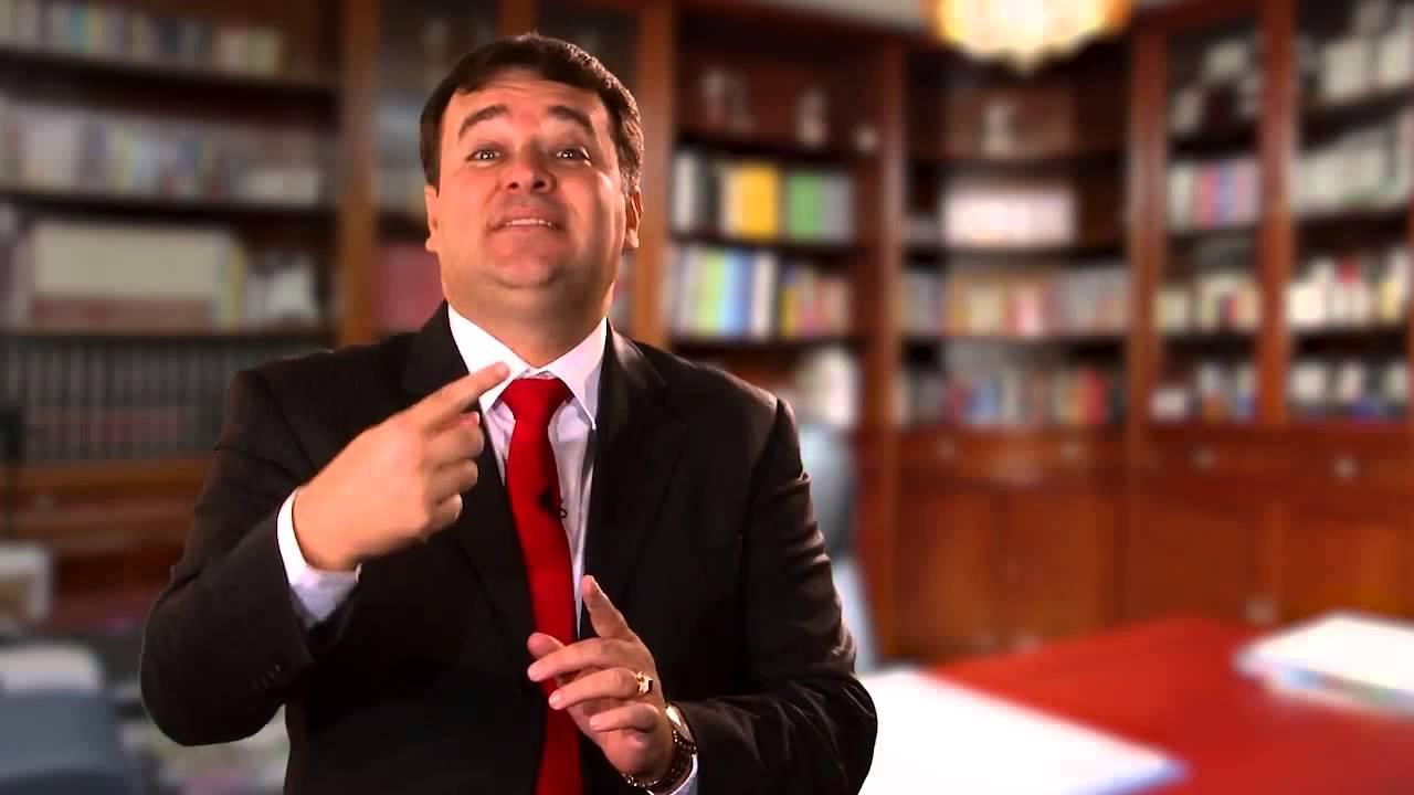 Pastor Júnior Santos Conferencista Internacional Palestra Motivacional Riquezas