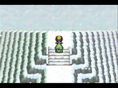 Pokémon SoulSilver - Tyranitar Vs Red - No Damage