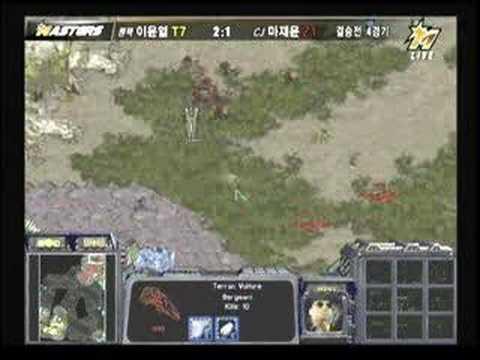 NaDa vs sAviOr @ Shinhan Masters Finals (Game 4)