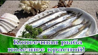 《МОЙВА》Копеечная рыба полезнее красной!
