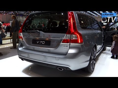 2014 Volvo V70 D5 Facelift (Sensus Touch) - in Detail ...