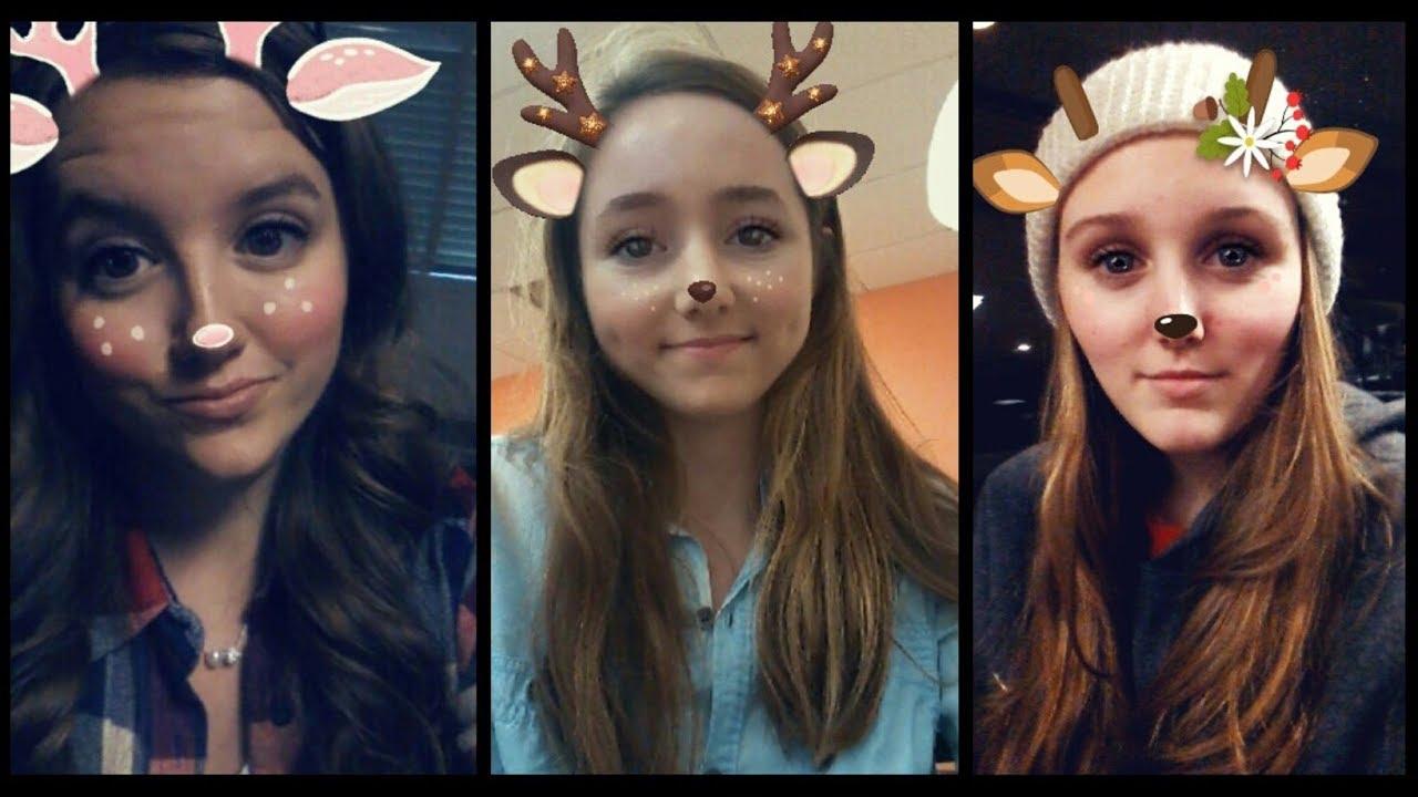 christmas snapchat filters 2017