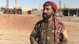 أخبار عربية | أخبار الآن تكشف طرق داعش في تفخيخ منازل المدنيين بريف الرقة