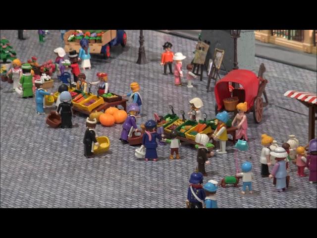 Exposición Clicks Playmobil