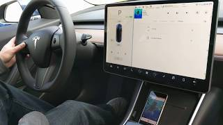 Model 3 Bluetooth Audio Interface and Controls