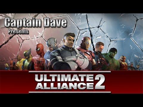 marvel:-ultimate-alliance-2---pro-reg-walkthrough-part-2:-secret-war