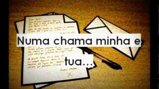 Toranja - Carta (c/ letra / lyrics) .wmv