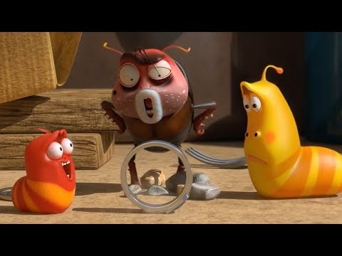 LARVA - THE TALLEST TOWER | Cartoon Movie | Cartoons For Children | Larva Cartoon | LARVA Official