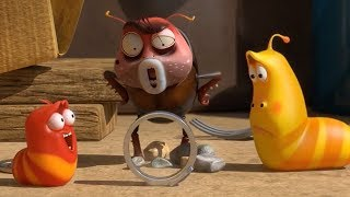 LARVA - THE TALLEST TOWER | Cartoon Movie | Cartoons For Children | Larva Cartoon | LARVA Official