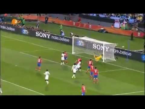 World Cup 2010 : Serbia vs. Ghana Highlights (0-1).